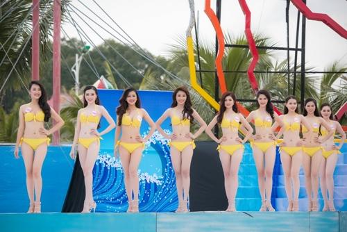 hhvn 2016: top 36 thi sinh khoe body nong bong hon bao gio het - 16