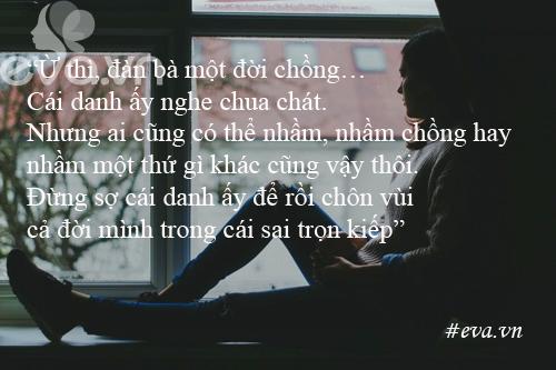 the gioi may ti nguoi, dan ba thi kho dai, the nen co the chon nham chong lam chu… - 2
