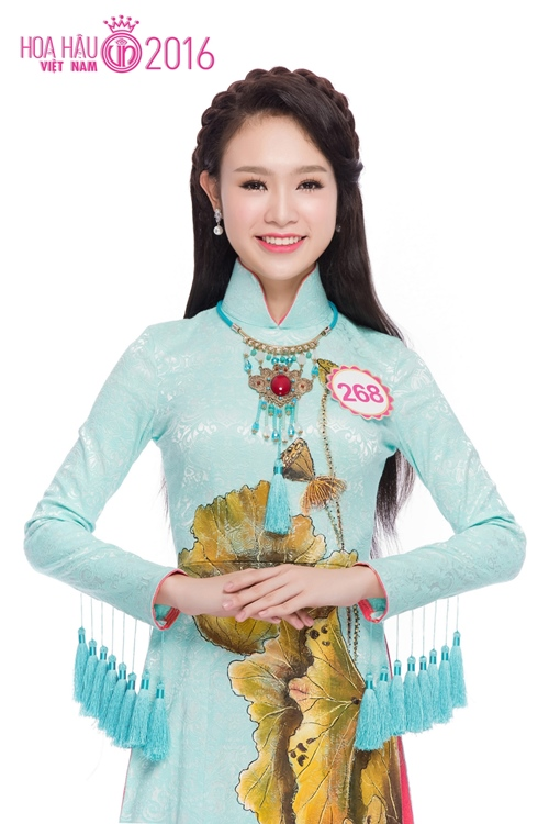 day chinh la nguoi dep co vong 3 khung nhat hhvn 2016 - 5