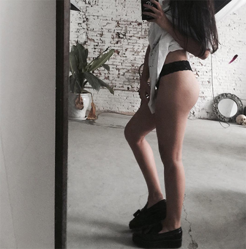 gap co nang vo tu tha rong vi nguc qua dep dang hot nhat instagram viet - 16
