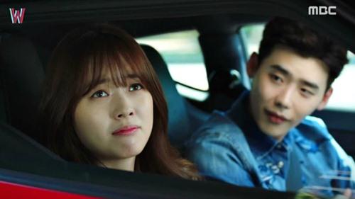 """het tat, han hyo joo lai nhao toi hon lee jong suk trong """"hai the gioi"""" - 9"""