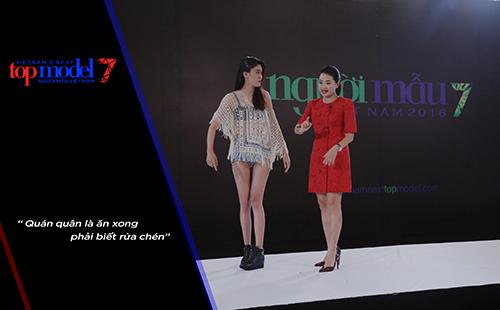 """nhung cau noi """"bat hu"""" cua bo tu giam khao next top 2016 - 7"""