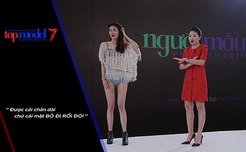 """nhung cau noi """"bat hu"""" cua bo tu giam khao next top 2016 - 8"""