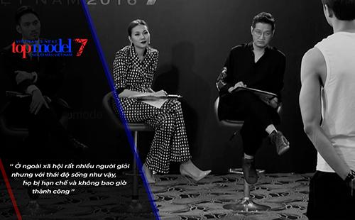 """nhung cau noi """"bat hu"""" cua bo tu giam khao next top 2016 - 2"""
