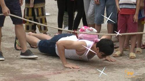 "tap 12 bo oi mua 3: ""nguoi hung kitty"" thanh duoc khoe man chong day long lanh - 6"