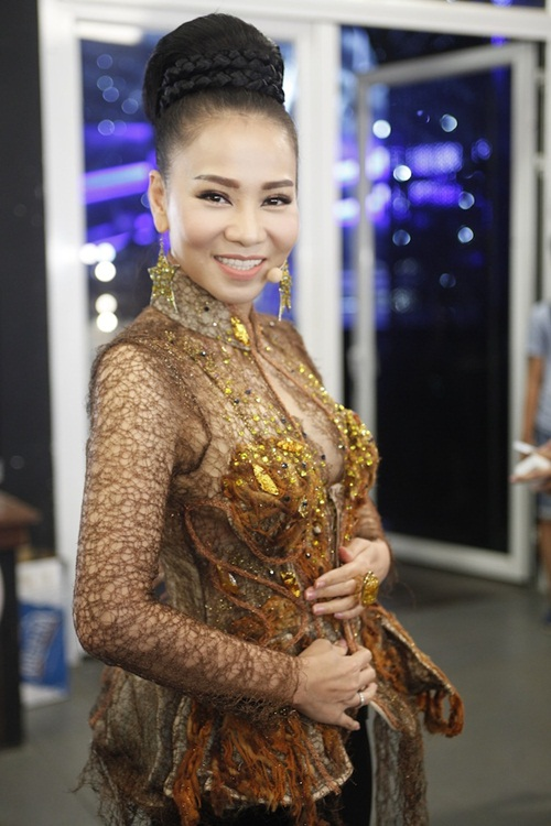 vietnam idol: thu minh dep quyen luc trong dem gala truc tiep - 2