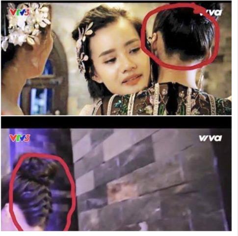 """the face viet nam: ha ho """"noi dien"""" khi lan khue bi to gia tao - 1"""
