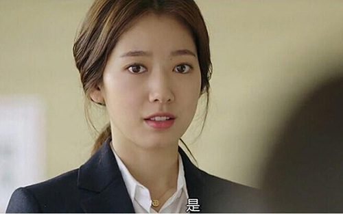 park shin hye gay sot voi cach trang diem trong 3 bo phim dinh dam - 3