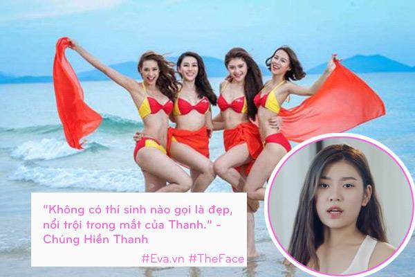 the face viet nam: thi sinh lien tuc ke xau, boc me nhau tren truyen hinh - 6