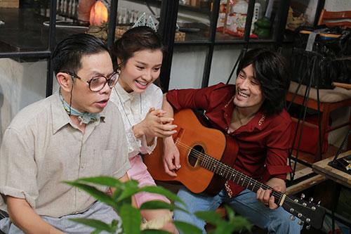 """ban nhac buc tuong xuc dong vi phim """"fan cuong"""" - 2"""