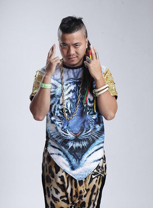 dj wang tran ra mat nonstop rock ung ho phim fan cuong - 4
