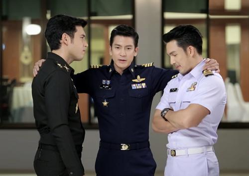 """""""hau due mat troi"""" phien ban thai len song truyen hinh viet nam - 4"""