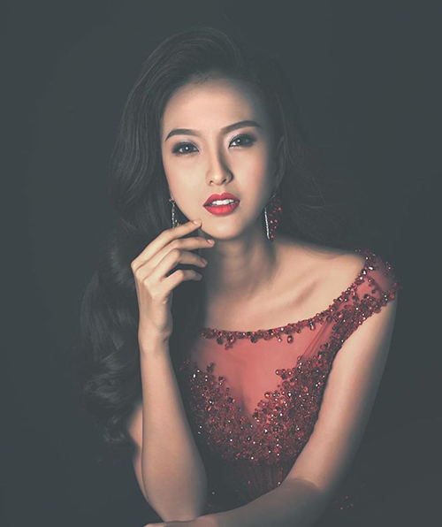 the face viet nam: boc anh qua khu cua ga cung cua pham huong - 14