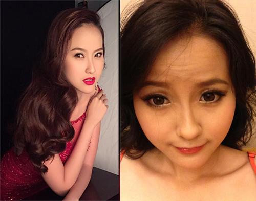 the face viet nam: boc anh qua khu cua ga cung cua pham huong - 15