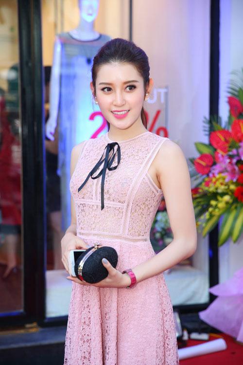 """khong phai ky duyen, huyen my moi la guong mat """"dat show"""" nhat hien nay - 1"""