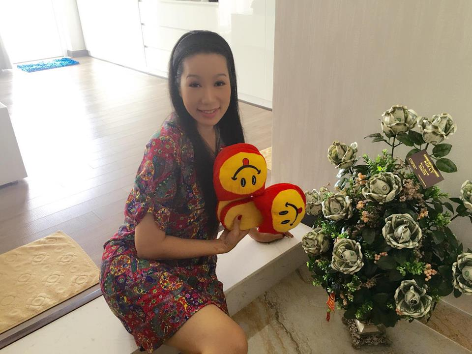 kim chi, cat tuong,...hao hung du tan gia nha dien vien minh nhi - 5