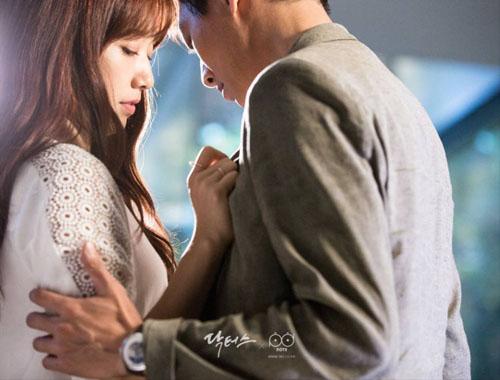 "kim rae won ""nguong chin nguoi"" vi nu hon sau voi park shin hye - 1"