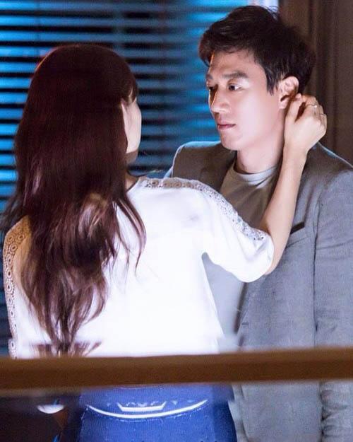 "kim rae won ""nguong chin nguoi"" vi nu hon sau voi park shin hye - 3"