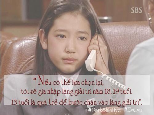 "park shin hye: tu ""co nang my nam"" den nu bac si dau gau ""van nguoi me"" - 1"