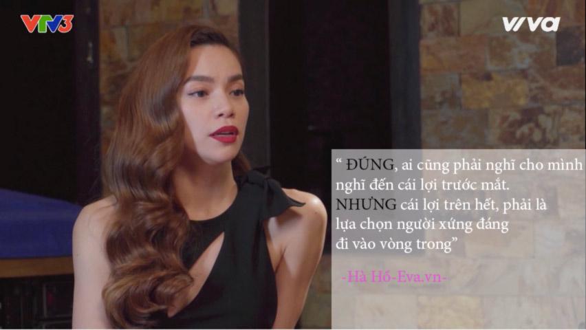 """khong phai lan khue, ha ho moi chinh la nguoi pham huong muon """"ha be"""" - 9"""