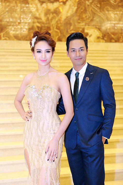 "ngo phuong lan ""vac"" bung bau di cham thi nhan sac - 13"