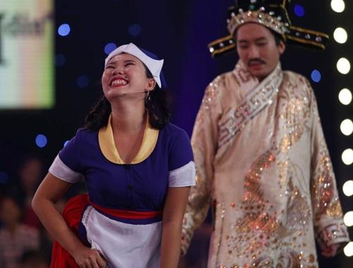 """dau truong tieu lam: chuyen tran thanh - hari won hen ho bi thi sinh """"da deu"""" - 5"""
