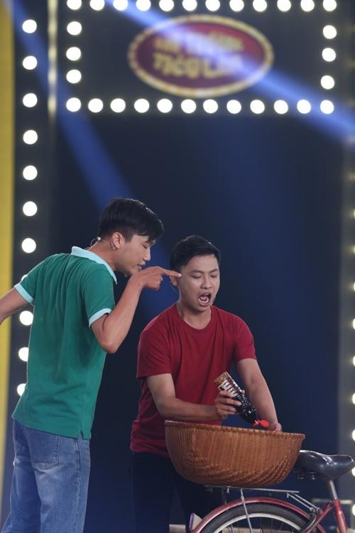 """dau truong tieu lam: chuyen tran thanh - hari won hen ho bi thi sinh """"da deu"""" - 11"""