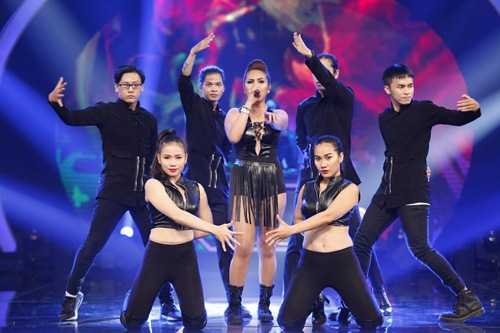 vietnam idol: co gai philippines hat hit cua my linh, lan at thi sinh viet - 3