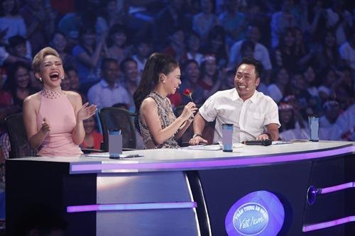 vietnam idol: co gai philippines hat hit cua my linh, lan at thi sinh viet - 9