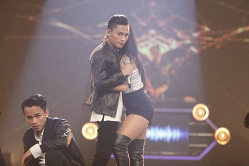 vietnam idol: co gai philippines hat hit cua my linh, lan at thi sinh viet - 5