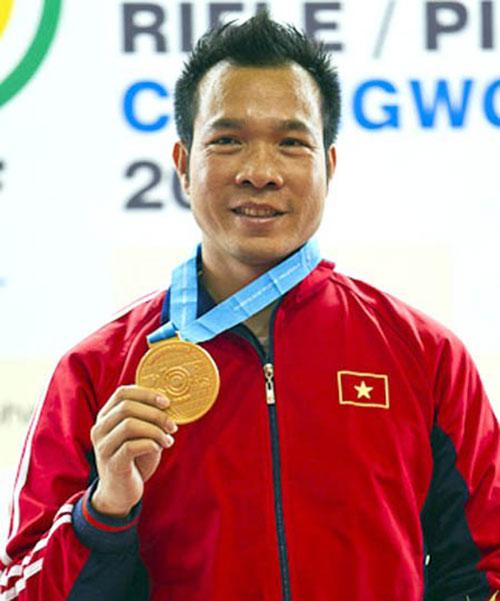 """""""con mua tien thuong"""" cho xa thu doat huy chuong vang olympic - 2"""