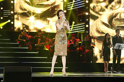 """ho quynh huong """"tai xuat"""" cung chi gai sau on ao voi my tam - 7"""