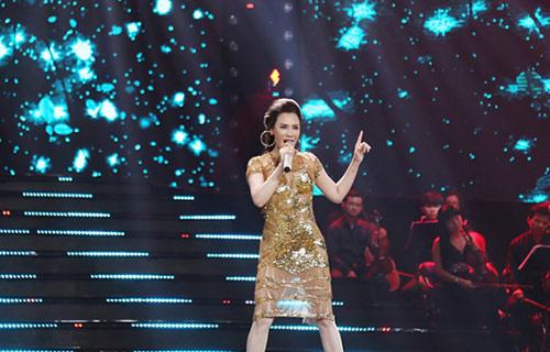 """ho quynh huong """"tai xuat"""" cung chi gai sau on ao voi my tam - 10"""