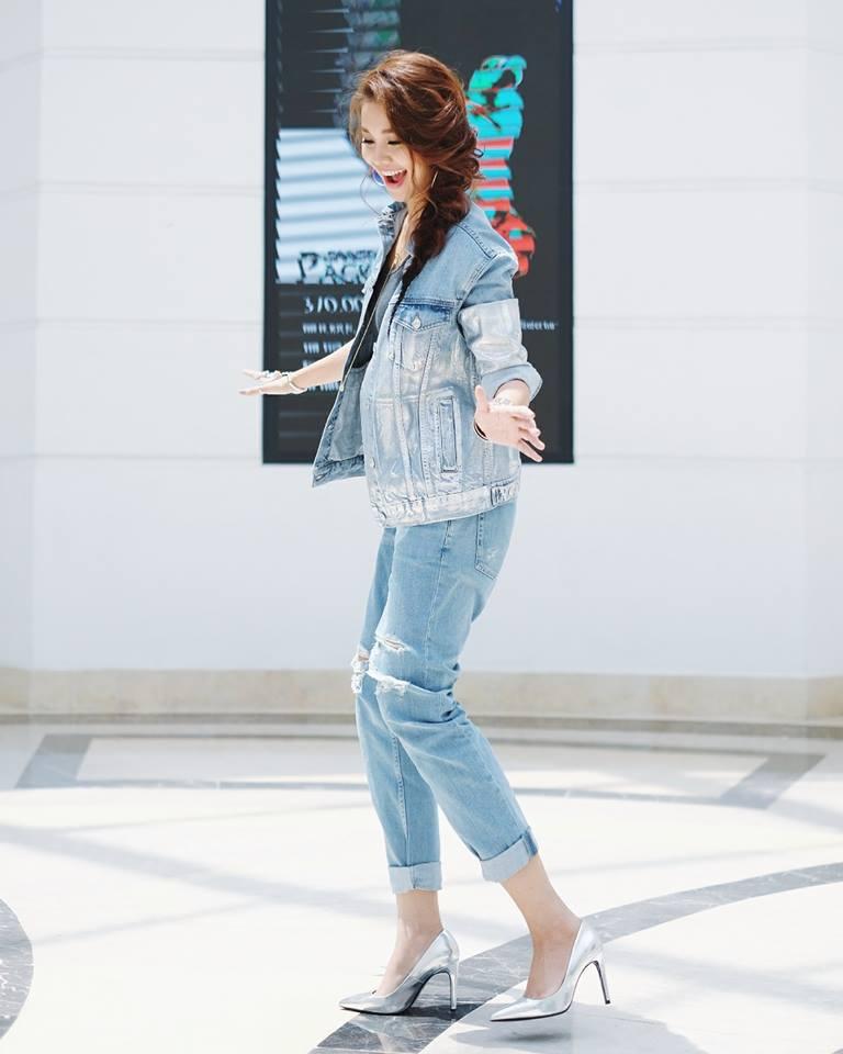 "vietnam's next top model: 3 nguoi dep ""thet ra lua"", giau, gioi va nong bong - 21"