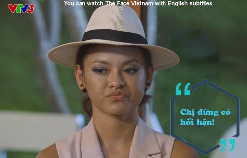 the face viet nam: nhung lan khan gia mat tron mat det vi mai ngo bao mieng - 5