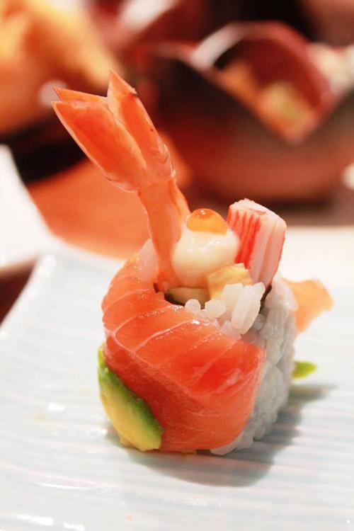 an sushi ngon o dau? - 1