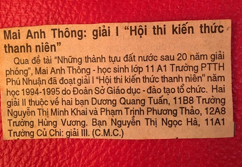 thanh thao tung hoc nhieu truong dai hoc nhung khong tot nghiep truong nao - 13
