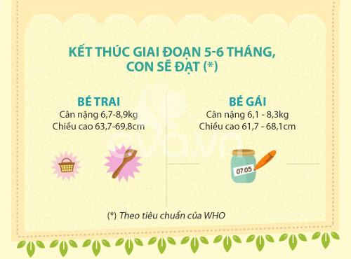 """cam nang an dam """"toan tap"""" danh cho be 5-6 thang tuoi - 7"""
