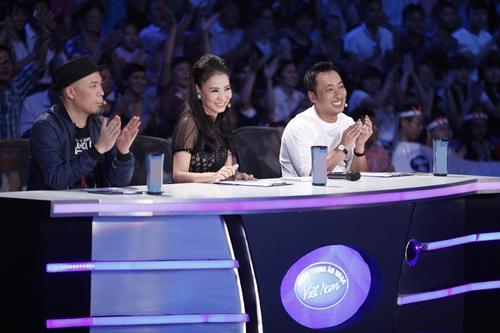 "vietnam idol: dong nhi dep ""hop hon"", janice phuong khien thu minh kham phuc - 12"