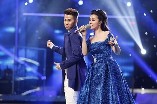 "vietnam idol: dong nhi dep ""hop hon"", janice phuong khien thu minh kham phuc - 6"