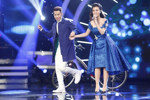 "vietnam idol: dong nhi dep ""hop hon"", janice phuong khien thu minh kham phuc - 7"