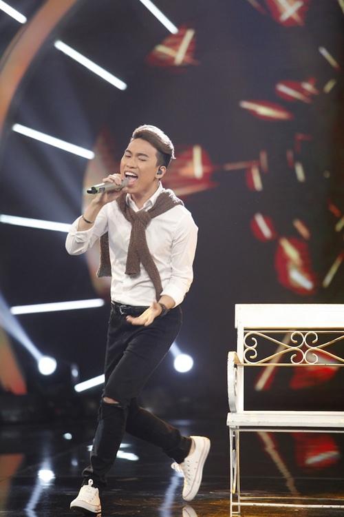 "vietnam idol: dong nhi dep ""hop hon"", janice phuong khien thu minh kham phuc - 13"