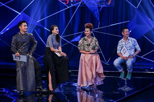 vietnam's next top model 2016: thanh hang ran de thi sinh thieu nghiem tuc - 9
