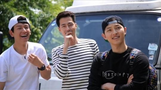 """tai tu jo in sung thua nhan """"rung dong"""" voi song joong ki - 5"""