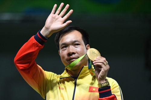 van dong vien olympic 2016: ke ti phu, nguoi ngheo mat rep - 1