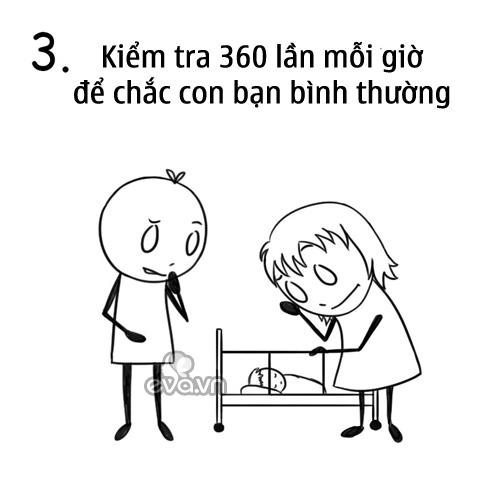 "nhung tinh huong nuoi con 100% chi em tam dac vi ""chuan khong can chinh"" - 3"