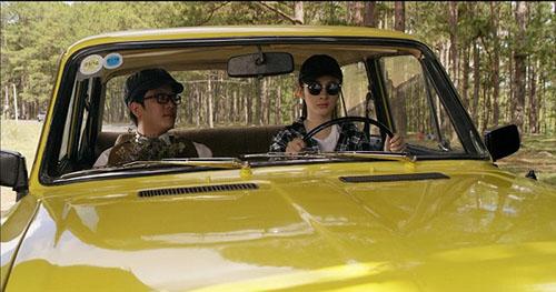 "truong giang say nang ""co taxi"" angela phuong trinh - 3"