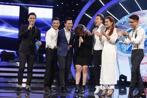 vietnam idol: co gai ngoai quoc lam thu minh, bang kieu nghe khong hieu van ngat ngay - 16