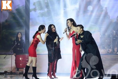 "x-factor 2016: minh nhu ""vuot mat"" truong kieu diem tro thanh quan quan - 19"
