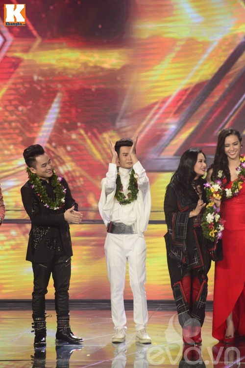 "x-factor 2016: minh nhu ""vuot mat"" truong kieu diem tro thanh quan quan - 3"